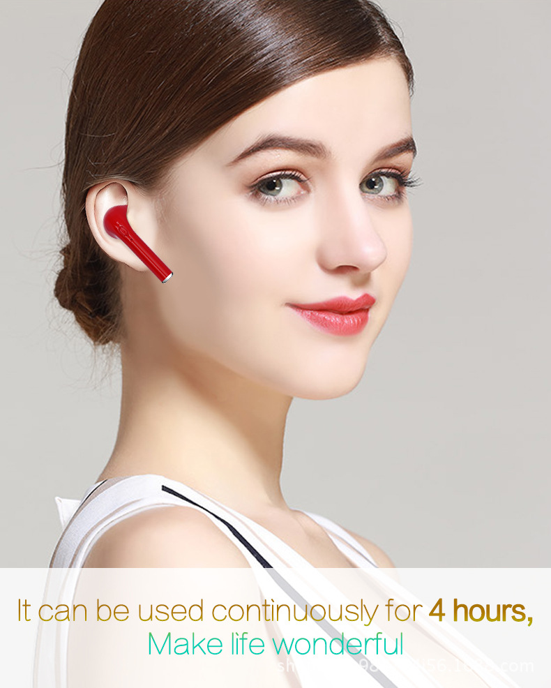 4 bluetooth headset